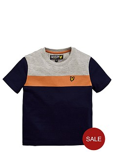 lyle-scott-boys-short-sleeve-cut-and-sew-t-shirt