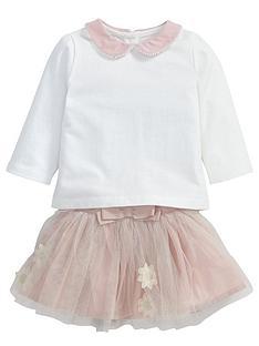 mamas-papas-daisy-tutu-bodysuit-set