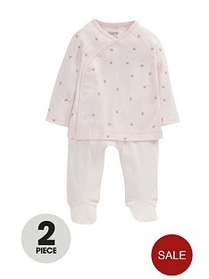 mamas-papas-baby-girls-jersey-wrap-top-and-leggings-set-2-piece