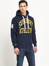 Tiger Athletic Pullover Hoodie