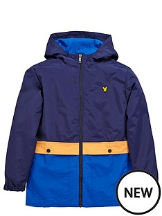 lyle-scott-colour-block-jacket