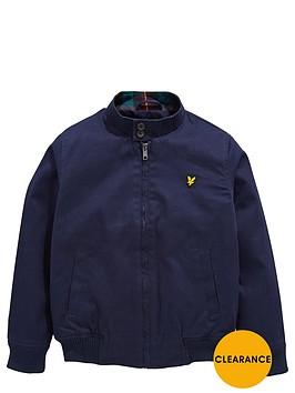 lyle-scott-boys-harrington-jacket