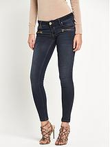 Low Rise Super Skinny Jeans