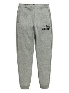 puma-puma-older-boys-essentials-logo-pant