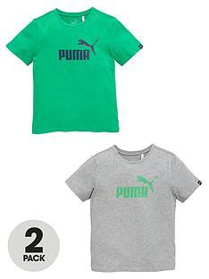 puma-puma-older-boys-essentails-pk-2-tees