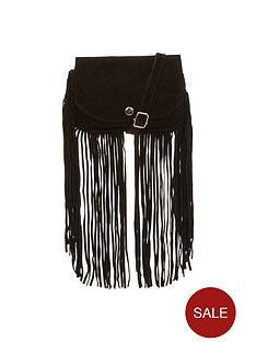mini-fringed-multi-way-suede-pouch