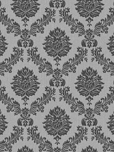 graham-brown-jacquard-wallpaper-blackgrey