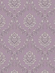 graham-brown-jacquard-wallpaper-purplecream