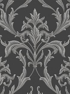graham-brown-oxford-wallpaper-blackgrey