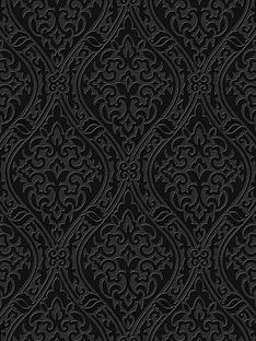 graham-brown-savannah-wallpaper-black