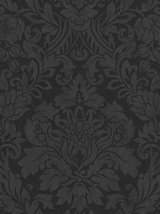 graham-brown-gloriananbspwallpaper-black