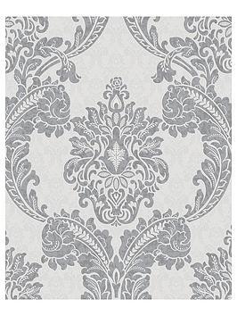Superfresco Superfresco Colours Regent Wallpaper - Grey Picture