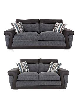 Zak 3Seater  2Seater Sofa Set (Buy And Save!)