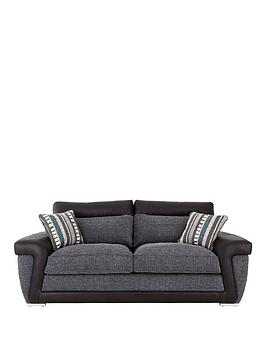 Zak 3 Seater Sofa