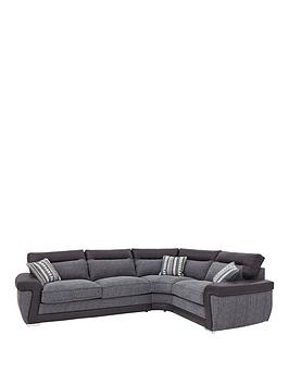 Zak RightHand Corner Group Sofa