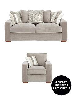 coledalenbsp3-seaternbspfabric-sofa-armchair-buy-and-save
