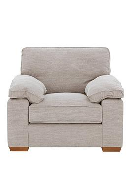 Very Aylesbury Fabric Armchair Picture