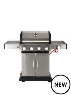 premium-4-burner-bbqnbspwith-side-burner-and-griddle
