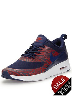 nike-air-max-theanbspfashion-shoes-navyrednbsp