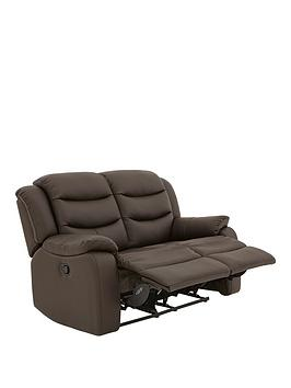 Rothbury 2Seater Manual Recliner Sofa