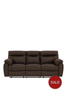 mitchell-3-seaternbspmanual-recliner-leather-sofa