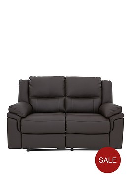 albionnbspluxury-faux-leather-2-seater-manual-recliner-sofa