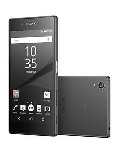 sony-xperia-z5-32gbnbspwith-free-sony-bsp10-bluetooth-speaker-graphite-black