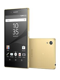 sony-xperia-z5-32gb-with-free-sony-bsp10-bluetooth-speaker-gold