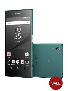 sony-xperia-z5-32gb-with-free-sony-bsp10-bluetooth-speaker-green