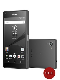 sony-xperia-z5-compact-32gbnbspwith-sony-sbh60-headphonesnbsp--black