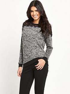 v-by-very-lace-trim-sweat-top
