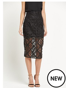 river-island-lurex-lace-pencil-skirt