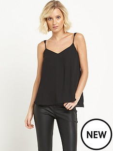 river-island-black-cami-top