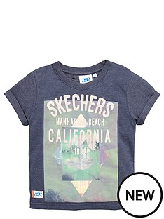 skechers-skechers-younger-boys-oakland-tee