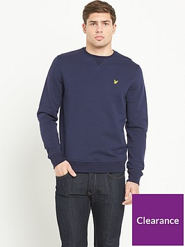 lyle-scott-crew-neck-sweat