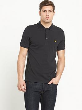 lyle-scott-pique-polo-shirt