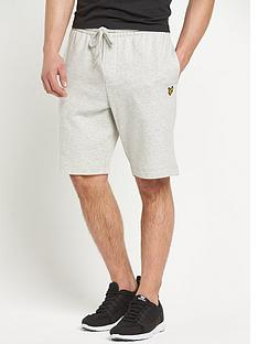 lyle-scott-sweat-shorts