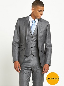 ted-baker-checked-suit-jacket