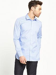 ted-baker-stripe-long-sleevenbspshirt
