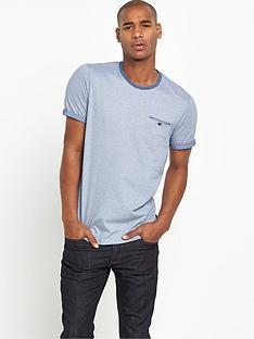 ted-baker-stripe-short-sleevenbspt-shirt