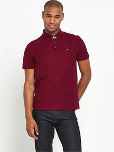 ted-baker-flatknit-jacquard-mens-polo-shirt