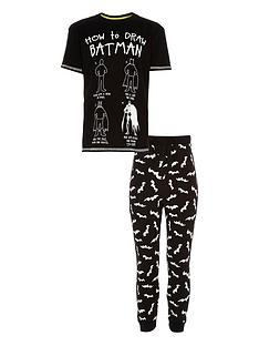 river-island-boys-batman-pyjamas