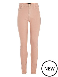 river-island-girls-pink-skinny-jeans