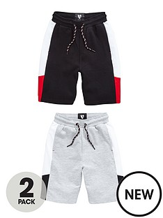 v-by-very-boys-2-pack-sports-shorts