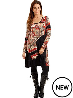 joe-browns-paisley-panel-dress