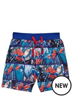 spiderman-spiderman-jog-shorts