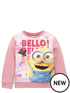 minions-girls-bello-sweatershirt