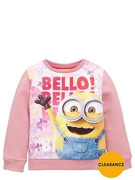minions-girls-bello-sweatershirt