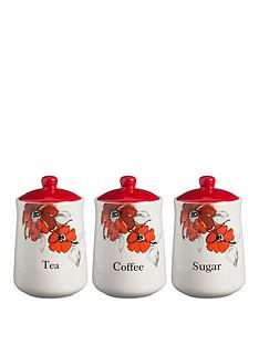 mason-cash-posy-tea-coffee-and-sugar-storage-jar-set