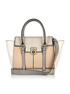 river-island-padlock-detail-tote-bag